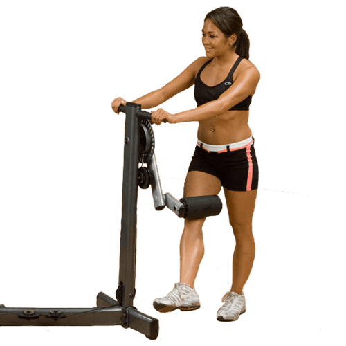 Body-Solid Poste Option Multi-Hip Station FMH