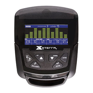 Xterra Fitness Elliptique Dual Action FS2.5 Console