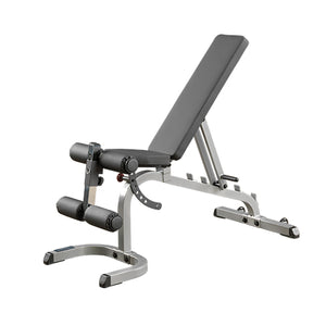 Body-Solid Banc plat, incliné-décliné GFID31