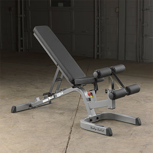 Body-Solid Banc professionnel plat, incliné-décliné GFID71