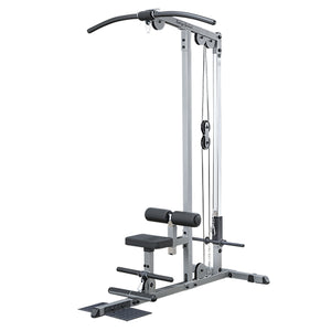 Body-Solid Double poste à tirage dorsal GLM83