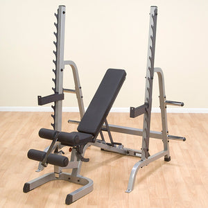 Body-Solid Rack multi-press 14 positions GPR370