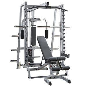 Body-Solid Machine Smith série 7 Full options GS348FB