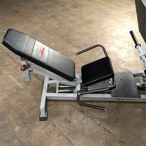 Body-Solid Presse à cuisses Pro Leverage LVLP