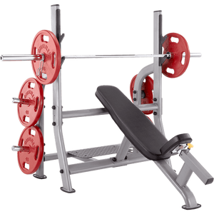 Steelflex Neo Banc incliné olympique NOIB