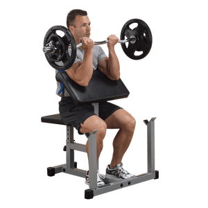 Powerline Banc à biceps home Preacher Curl PPB32X
