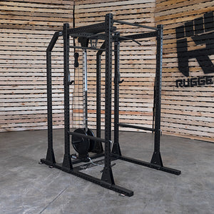 Rugged Lat Attachment for Power Rack Y210