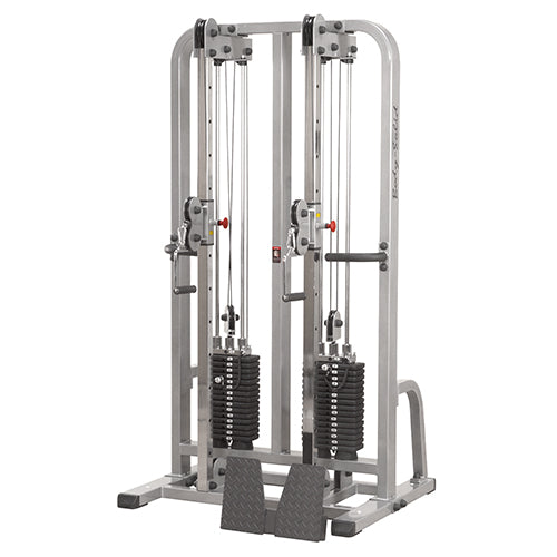Body-Solid Pro Club Line Double Colonne à Cables SDC2000G/1