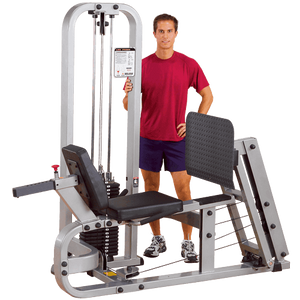 Body-Solid Pro Club Line Presse à Cuisses SLP500G
