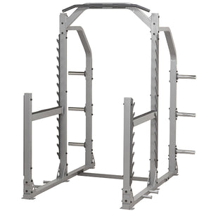 Pro Clubline Rack à Squat Multi-fonctions SMR1000