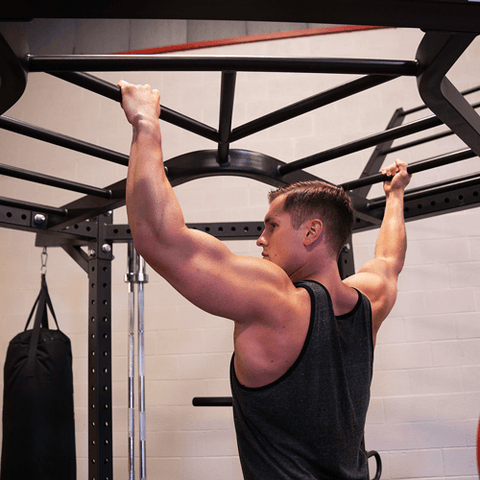 Body-Solid Hexagon option Monkey Bars SR-BAR