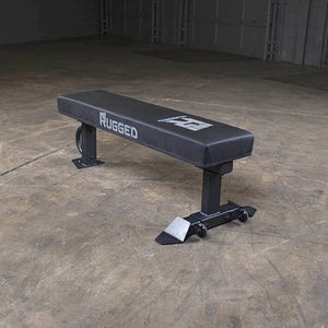 Rugged Flat Bench Y041