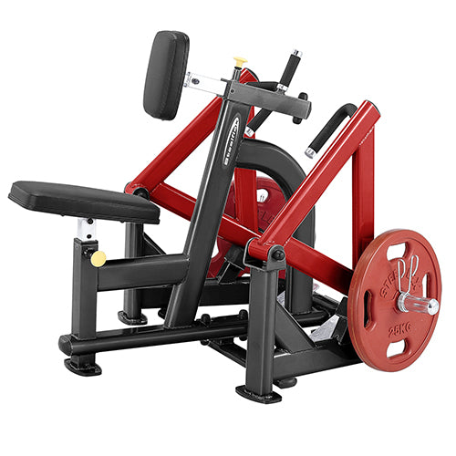 Steelflex Plateload Seated Row Plate load PLSR-BR