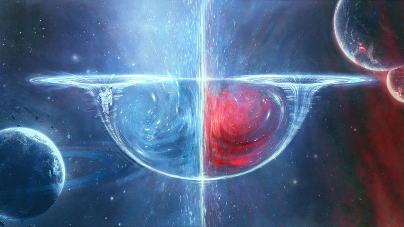 Wormholes Explained