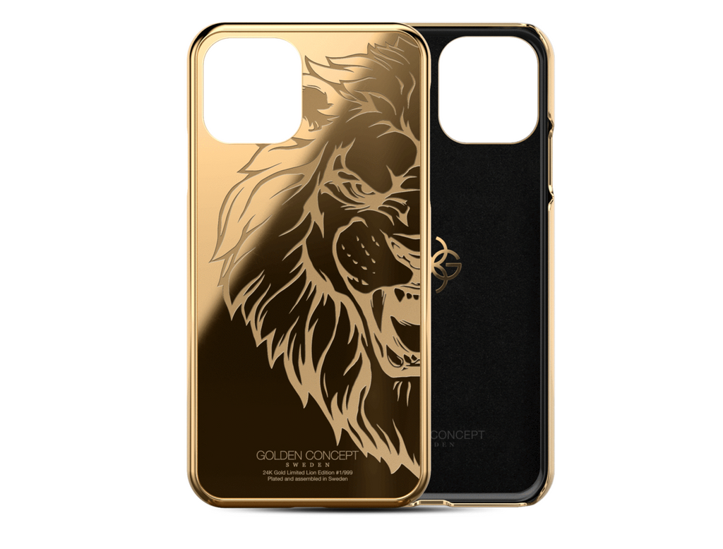 golden concept case