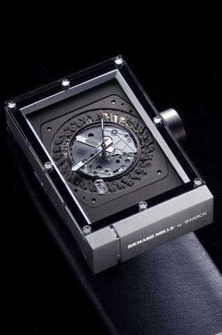 richard mille and starck
