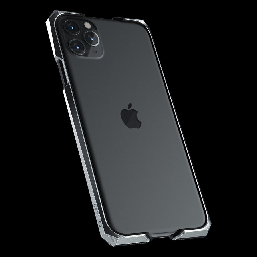 Advent titanium metal luxury iPhone 11 pro Case