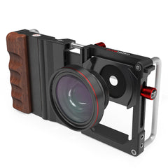iPhone6/6Plus/5/5s対応 コンバージョンレンズ用ジャケット|Cinema Mount for iPhone6/6Plus/5/5s,Turtleback - MATENRO-HK - 2