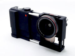 iPhone6/6Plus/5/5s対応 コンバージョンレンズ用ジャケット Mark II|Cinema Mount for iPhone6/6Plus/5/5s Mark II