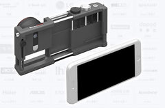 iPhone6/6Plus/5/5s対応 コンバージョンレンズ用ジャケット Mark II|Cinema Mount for iPhone6/6Plus/5/5s Mark II,Turtleback - MATENRO-HK - 9