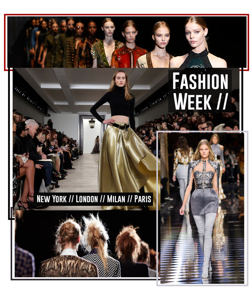 September Fashion Week //