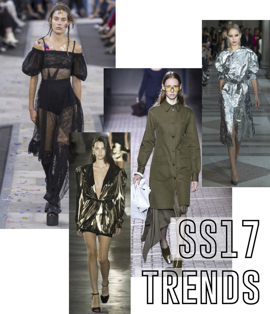 SS 17 TRENDS //