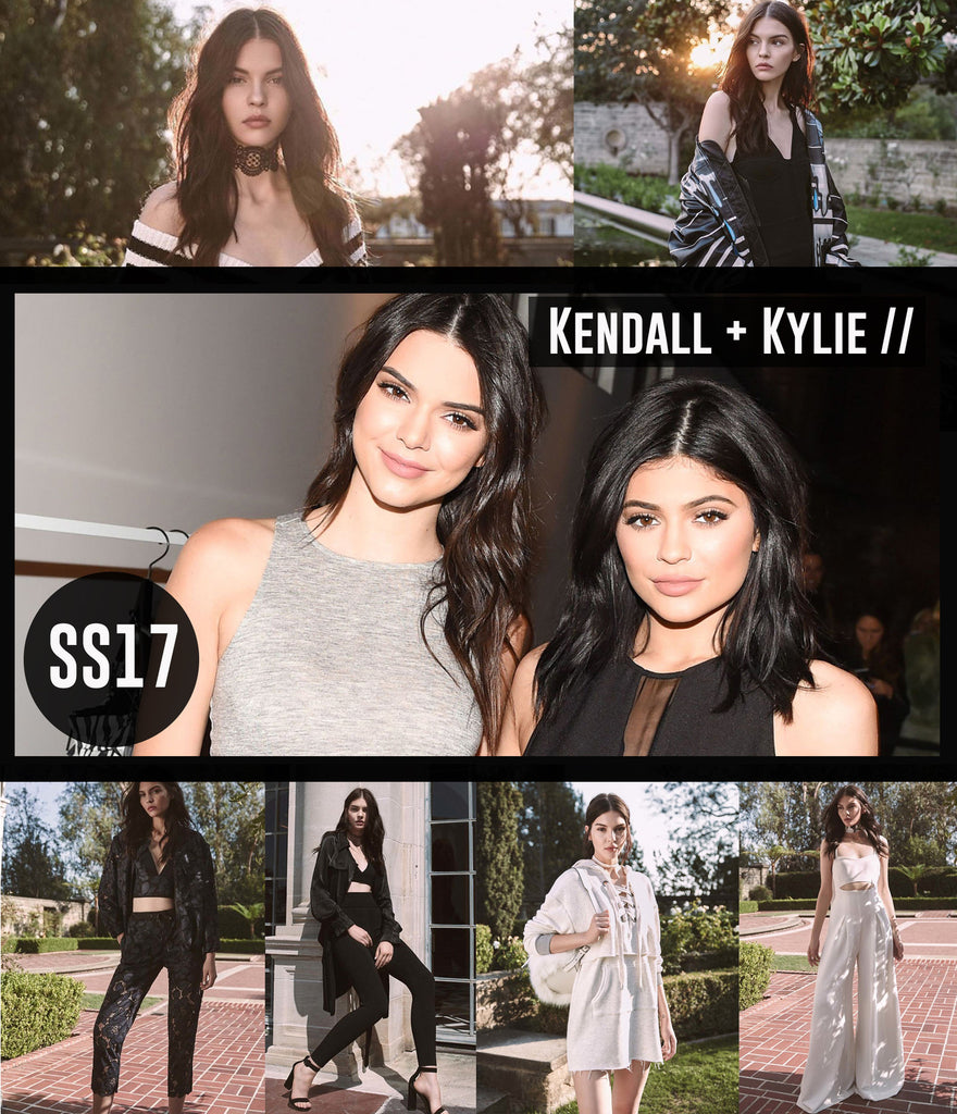 Kendall + Kylie //