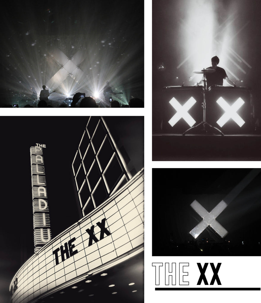 THE XX // I SEE YOU TOUR