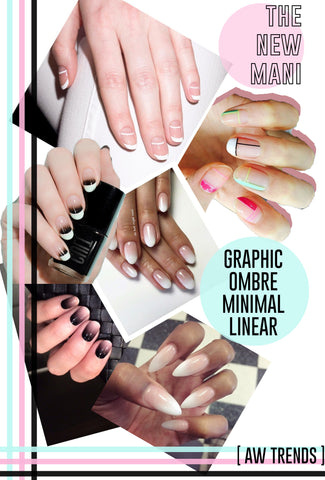 STUDIO LBW AW 16 THE NEW MANICURE NAIL TRENDS