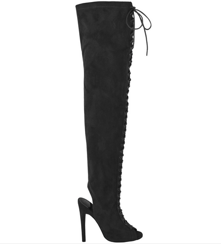 TIE ME UP // THIGH HIGH BOOTS - Studio LBW