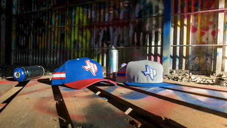 YUMS x Texas Rangers 2018 Collection