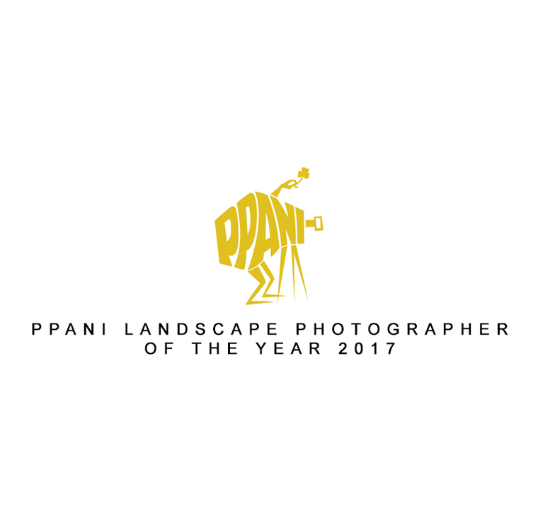 PPANI landscape photographer of the year 2017