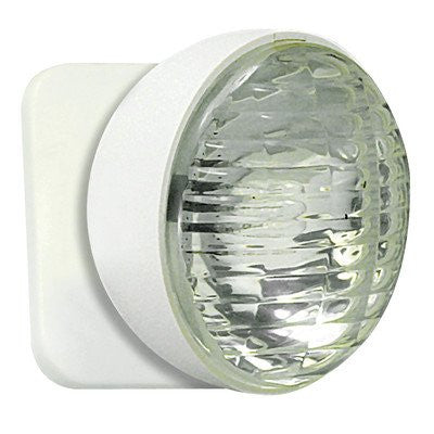 RH2WH 12   White 1 Lt. Emergency Light Remote Head   Royal Pacific