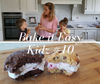 Bake it Easy Kidz #10 Ice Cream Cookie Sandwiches