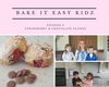 Bake it Easy Kidz #4 - Strawberry & Chocolate Button Scones