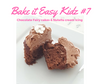 Bake it Easy Kidz #7 Chocolate Cupcakes with Nutella Cream Topping