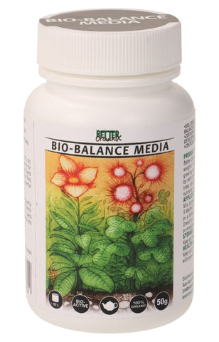 Bio-Balance Media - Plant development and soil health stimulant