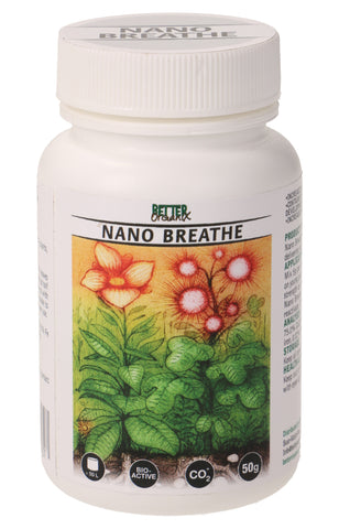 Nano Breathe - Organic plant growth and yield improvement