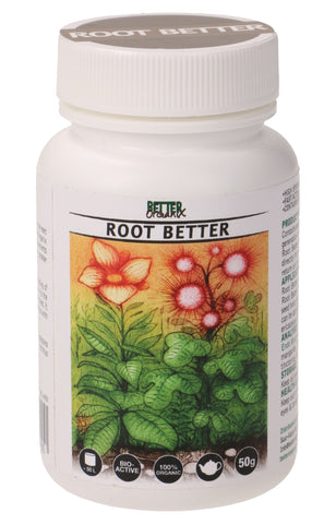 Root Better - Mycorrhizal Fungi plus beneficial bacteria seed & root treatment