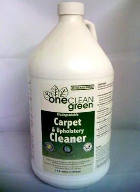 CHEMSPEC One Clean Green Upholstery Cleaner
