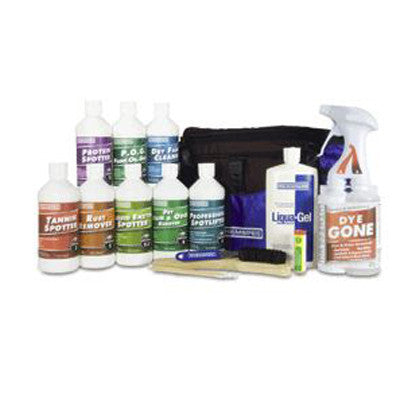 Chemspec Professional Spotting Kit