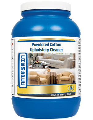 Chemspec Powdered Cotton Upholstery Cleaner