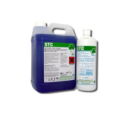 STC Shower, Basin, Sink Cleaner & Lime Remover