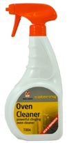 Selden Thick Clinging Oven Cleaner - 750ml Trigger Spray