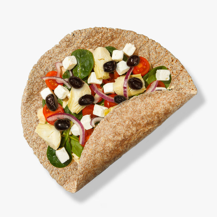 Greek Salad Wrap