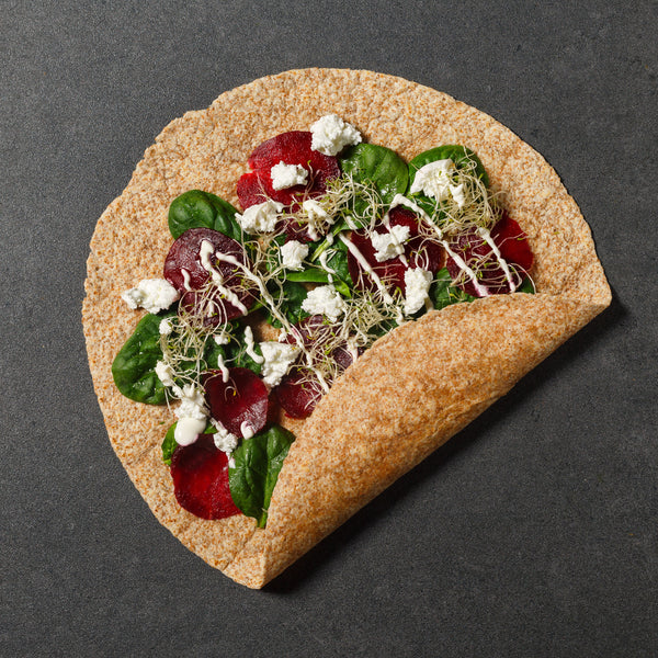 Image of Beets & Goat Cheese Wrap