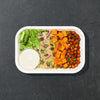 Sweet Potato & Roasted Chickpea Bowl