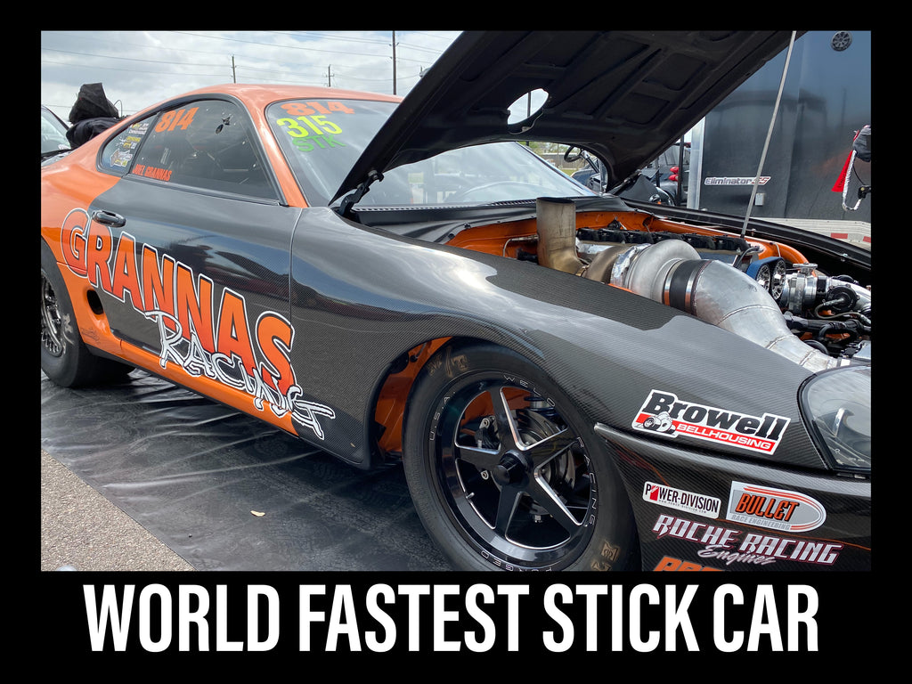 WORLD'S FASTEST HPATTERN CAR!!!