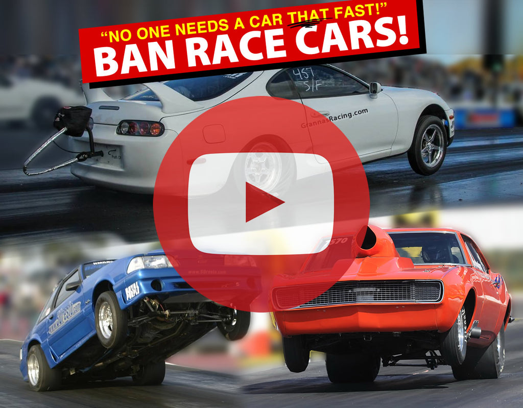A Ban on Street Legal race cars? Could it really happen?