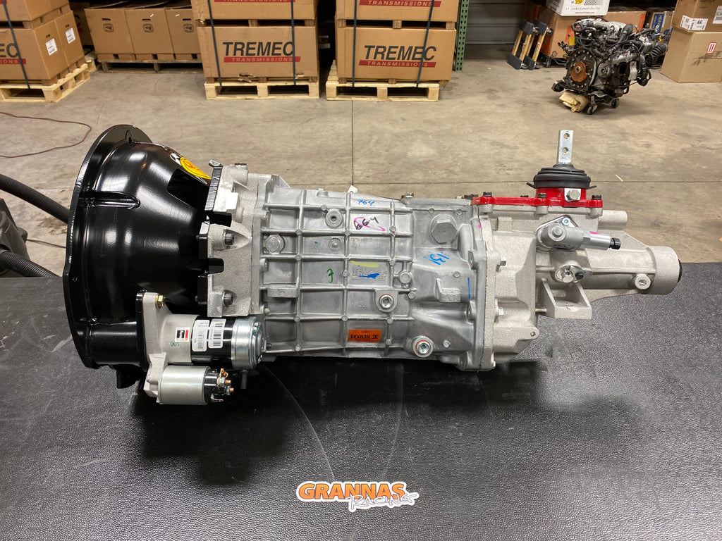 13B and 20B Rotary T56 Magnum swap kits for the FD3S - Updates